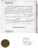 Hugh Kerr-Lucy Thomson Marriage Certificate