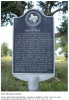 Historical Marker in Union HIll, Texas